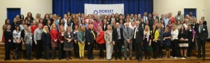 Speakers and Attendees of the No Excuse for Abuse Conference 2014