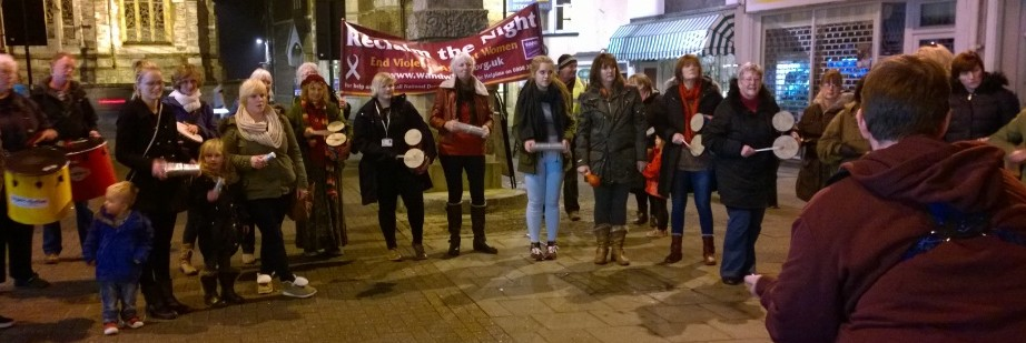Reclaim the Night, Dorchester 2014