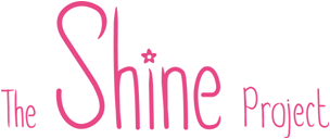 Logo of WAND's chosen charity for 2021, the Shine Project