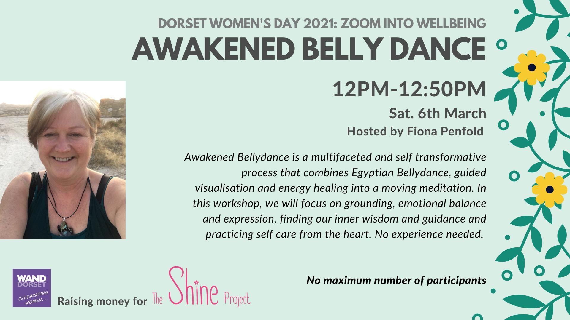Dorset Women's Day 2021: Awakened Belly Dance