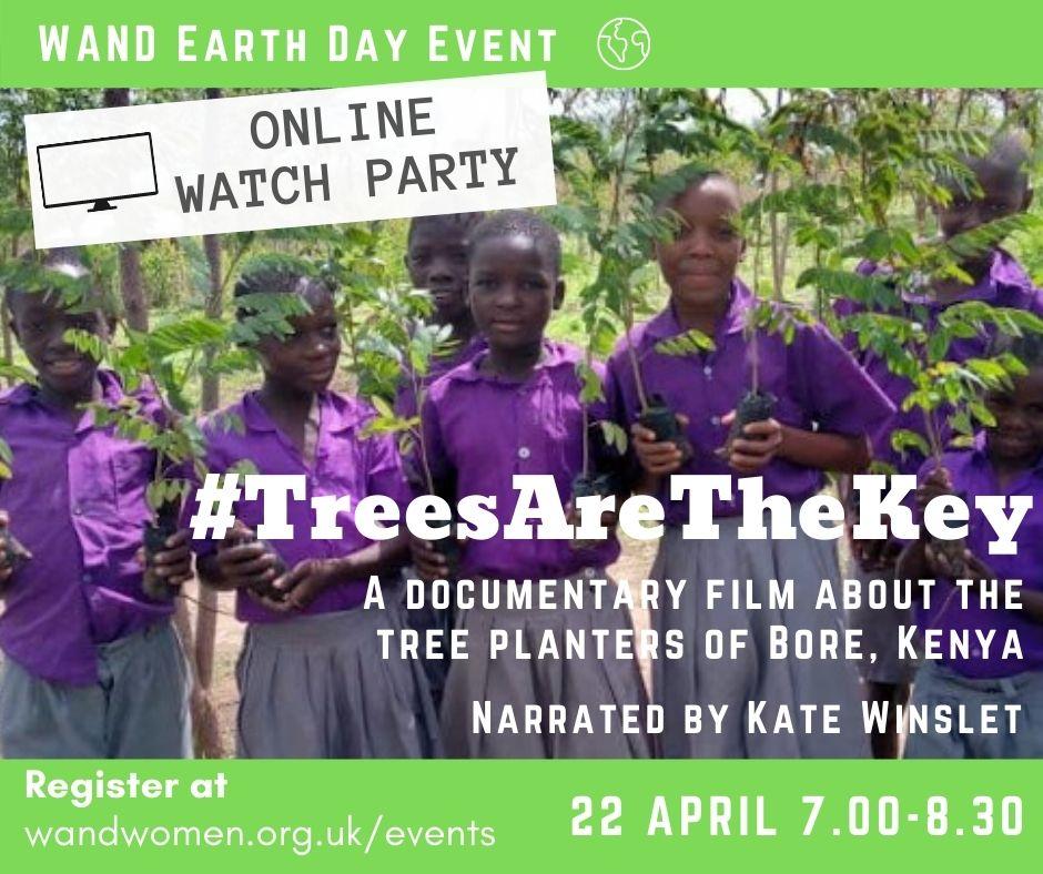 Film screening of #TreesAreTheKey